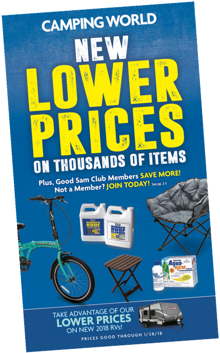 New Year-New Lower Prices