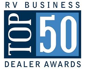 Top 50 Dealer Award