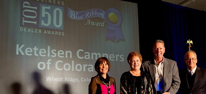 blue ribbon award image