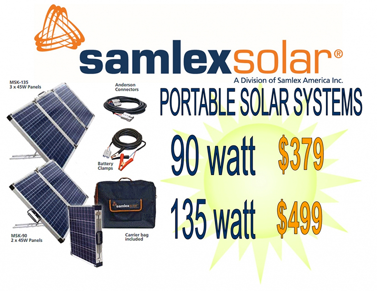 sam lex solar sale